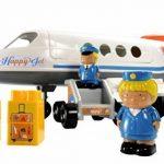 Ecoiffier - 3045 - Jeu De Construction - Avion Happy Jet - Abrick de la marque Ecoiffier image 1 produit