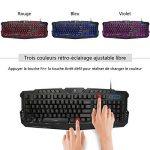 ensemble clavier souris filaire TOP 13 image 3 produit