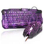 ensemble clavier souris filaire TOP 5 image 2 produit