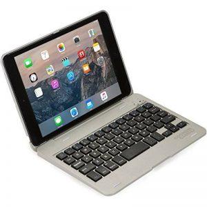 Etui clavier iPad Mini 1 2 3, COOPER KAI SKEL P1 Etui clavier Bluetooth comme Macbook 13 touches raccourcis pour Apple iPad Mini 1 2 3 (Argent) de la marque Cooper Cases image 0 produit
