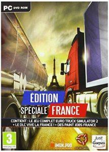 Euro Truck Simulator 2: Vive la France - Edition Spéciale de la marque Just For Games image 0 produit