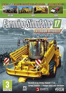 Farming Simulator 17 - Extension Officielle 2 de la marque Focus image 0 produit