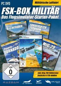 Flight Simulator X - Box Militär [import allemand] de la marque NBG image 0 produit