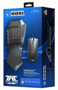 Hori PS4 TAC : PRO (Manette Clavier Mécanique et Souris pour PS4/PS3/PC) de la marque Hori image 0 produit