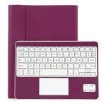 Housse Tablette Universelle pour Tablette 10 pouces et Clavier Bluetooth AZERTY en Cuir, Compatible avec Système Android / Windows Tablette 10'' de tous les marques de la marque Antart image 1 produit