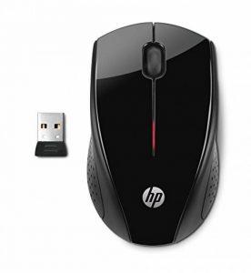 HP X3000 Souris sans fil 2.4GHz Noir de la marque HP image 0 produit