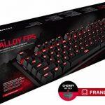 HyperX Alloy FPS Clavier Gaming mécanique - Cherry Red - AZERTY de la marque HyperX image 4 produit