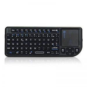 iClever 2.4GHz Mini clavier sans-fil (wireless) - AZERTY - Rechargeable de la marque iclever image 0 produit