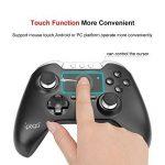 Ipega PG-9069 sans fil Bluetooth Gamepad, version améliorée pour 9055, contrôleur de jeu Touch Pad pour iPhone / iPad / PC / TV Box / Android Smart de la marque Ipega image 1 produit