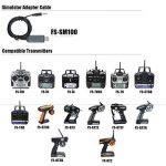 Kismaple for Flysky FS-i6 FS-i4 FS-TH9X FS-T6 FS-T4B FS-GT3 FS-GT2 Télécommande Simulateur d'avion de vol RC Adaptateur Câble USB de la marque Kismaple image 1 produit