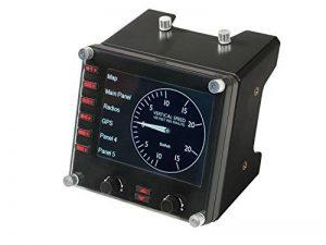 Logitech G Saitek Pro Flight Instrument Panel de la marque Logitech image 0 produit