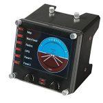 Logitech G Saitek Pro Flight Instrument Panel de la marque Logitech image 2 produit
