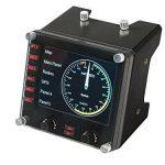 Logitech G Saitek Pro Flight Instrument Panel de la marque Logitech image 4 produit