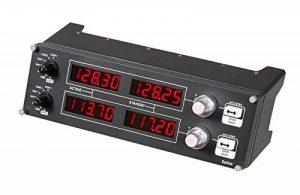 Logitech G Saitek Pro Flight Radio Panel de la marque Logitech image 0 produit