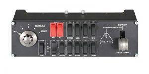 Logitech G Saitek Pro Flight Switch Panel de la marque Logitech image 0 produit