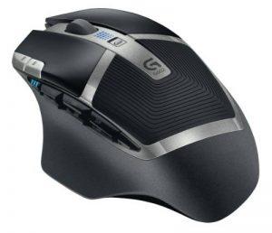 Logitech G602 Souris Optique sans fil Gamer Noir de la marque Logitech image 0 produit