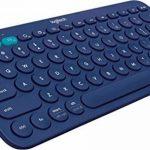 Logitech K380 Clavier Bluetooth Azerty pour Windows, Mac et Android Bleu de la marque Logitech image 2 produit