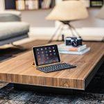 Logitech Keys-To-Go Clavier AZERTY ultra-portable pour iPad, iPhone, Apple TV - Noir de la marque Logitech image 5 produit