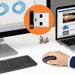 Logitech Récepteur sans fil Unifying pour souris et claviers Logitech - Connectez jusqu'à 6 dispositifs dans une portée de 10 m de la marque Logitech image 2 produit