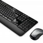 Logitech Wireless Combo MK520 Ensemble clavier + souris Touches Incurve keys Unifying AZERTY Noir de la marque Logitech image 2 produit