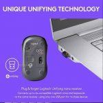 Logitech Wireless Mouse M235 Souris optique sans fil 2.4 GHz récepteur sans fil USB mercure de la marque Logitech image 3 produit
