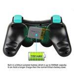 Manette de Jeu Sans Fil avec Double Shock Pour Sony PS3 Playstation 3 (Édition Sixaxis) de la marque TPFOON image 4 produit