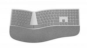 Microsoft - Clavier Ergonomique Surface AZERTY de la marque Microsoft image 0 produit