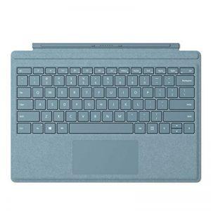 Microsoft Clavier Type Cover pour Surface Pro Turquoise - AZERTY de la marque Microsoft image 0 produit