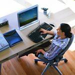Microsoft Natural Ergonomic Keyboard 4000 - Clavier Filaire AZERTY - Noir de la marque Microsoft image 5 produit