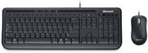 Microsoft Wired Desktop 600 - Ensemble clavier AZERTY et souris de la marque Microsoft image 0 produit