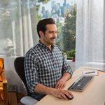 Microsoft Wireless Desktop 850 - Ensemble clavier AZERTY et souris sans fil de la marque Microsoft image 4 produit
