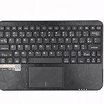 MQ pour Galaxy Tab S2 9.7 - Etui avec clavier bluetooth et pavé tactile intégré multifonctionnel, Clavier français (AZERTY) pour Samsung Galaxy Tab S2 9.7 LTE SM-T815, SM-T819 | Clavier Bluetooth et pavé tactile avec pochette pour Galaxy Tab S2 9.7 WiFi S image 1 produit
