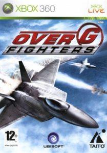 Over G Fighters de la marque Taito image 0 produit
