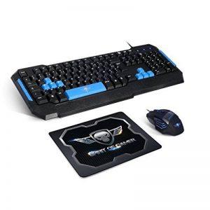 pack clavier souris usb TOP 5 image 0 produit