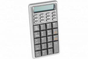 pavé numérique calculatrice TOP 0 image 0 produit