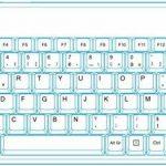 Perixx PERIBOARD-409H, Mini clavier filaire - 2xUSB 2.0 Hub - 315x147x20mm - Noir - AZERTY de la marque perixx image 5 produit