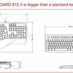 Perixx PERIBOARD-512 II FR BLACK Clavier pour PC de la marque perixx image 2 produit