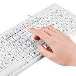 Perixx PERIDUO-211W Clavier Français Avec Souris filaires Blanc pour PC de la marque perixx image 1 produit