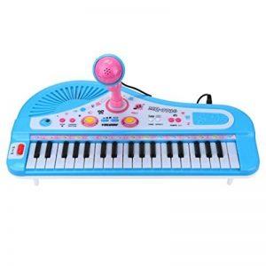 Piano Électrique 37Touches Mamum Taille unique bleu de la marque Mamum image 0 produit