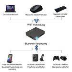 Pico WiFi Mini DLP Projecteur 3D Wxga Bluetooth Portable Projector-350 ANSI Lumen soutien Full Hd 1080P Airplay Apps, Batterie Intégrée pour Bussiness Travel,Camping, Outdoor Movie Home Theater de la marque WIKISH image 3 produit