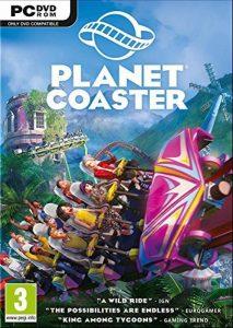 Planet Coaster de la marque Frontier image 0 produit