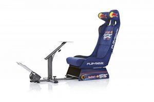 PLAYSEAT - RRC.00152 - Playseat® EVOLUTION RedBull GRC - Siège simulation de course - 130 x 50 x 98 cm - Noir de la marque Playseat image 0 produit