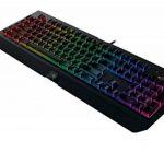 Razer BlackWidow Chroma V2 (2017) - Clavier Gaming Mécanique, Rétro-Éclairage RGB - Green Switch (Tactile & Clicky) - AZERTY-Layout de la marque Razer image 2 produit