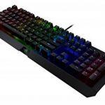 Razer BlackWidow X Chroma (2016) - Clavier Gaming Mécanique, Rétro-Éclairage RGB - Green Switch (Tactile & Clicky) - AZERTY-Layout de la marque Razer image 1 produit