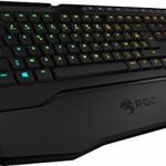 ROCCAT Horde AIMO – Clavier Gaming Membranical RGB, Rétroéclairage LED AIMO, disposition des touches optimisée, macros Quick-fire, Molette de Commande configurable, USB, noir de la marque Roccat image 2 produit