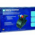 Saitek PZ45 Throttle Quadrant commande des gaz Pro flight de la marque Saitek image 2 produit