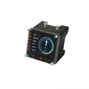 Saitek PZ46 Pro Flight Instrument Panel Switch Accessoire pour jeu de PC Flight Simulator X de la marque Saitek image 0 produit