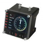 Saitek PZ46 Pro Flight Instrument Panel Switch Accessoire pour jeu de PC Flight Simulator X de la marque Saitek image 1 produit