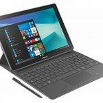 Samsung Galaxy Book écran tactile Full HD 10,6 Noir (Intel Core M3, SSD 64 Go, RAM 4 Go, Windows 10, Wi-Fi) + Stylet S Pen + Housse Clavier de la marque Samsung image 3 produit