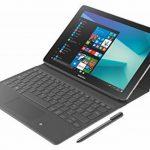 Samsung Galaxy Book écran tactile Full HD 10,6 Noir (Intel Core M3, SSD 64 Go, RAM 4 Go, Windows 10, Wi-Fi) + Stylet S Pen + Housse Clavier de la marque Samsung image 4 produit